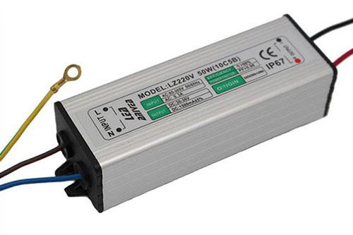 LED电源控制系统