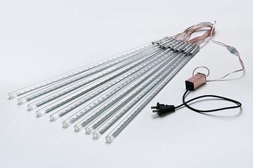 LED七彩流星灯管