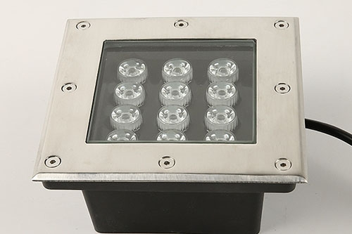 LED方形地埋灯