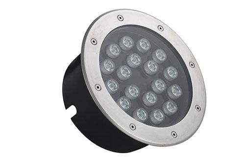 LED广场地埋灯